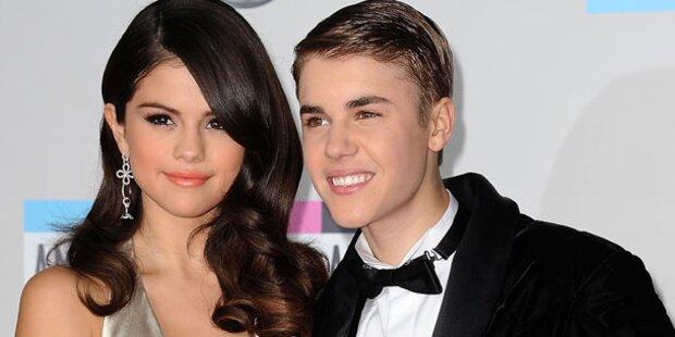 Bieber über Selena: