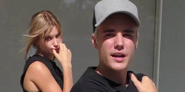 Justin Bieber und Hailey haben heimlich geheiratet