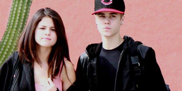 Bieber & Gomez: Fieser Streit im Restaurant