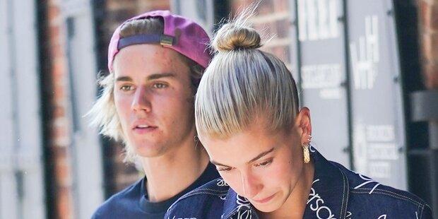 WAAAS? Hailey und Justin schon verheiratet?