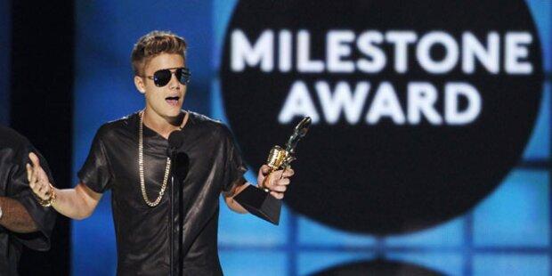 Billboard-Preise: Justin Bieber ausgebuht