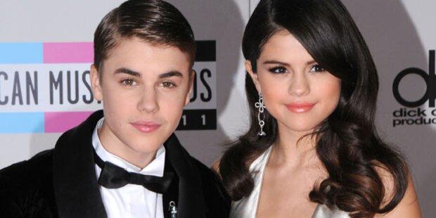 Justin Bieber: Gomez lässt ihn zappeln