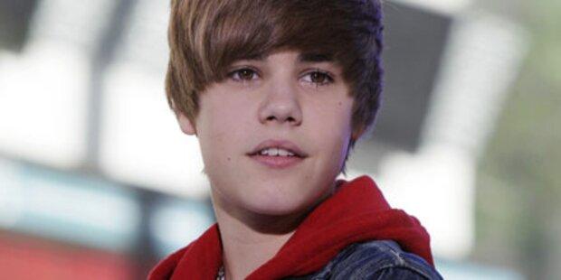 Justin Bieber: Memoiren mit 16