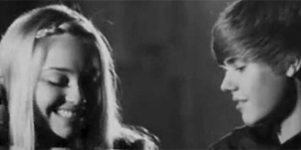 Video: Justin Bieber singt nur für eine