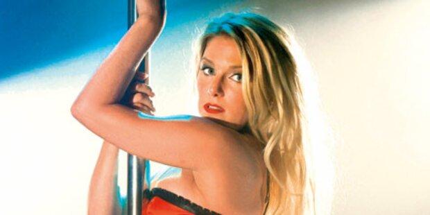 Jeanette Biedermann spielt Callgirl