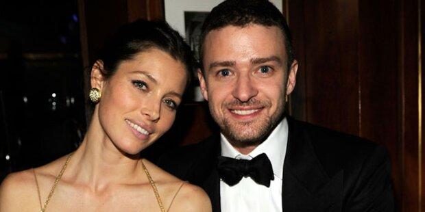 Timberlake & Biel: Hochzeits-Location fix?