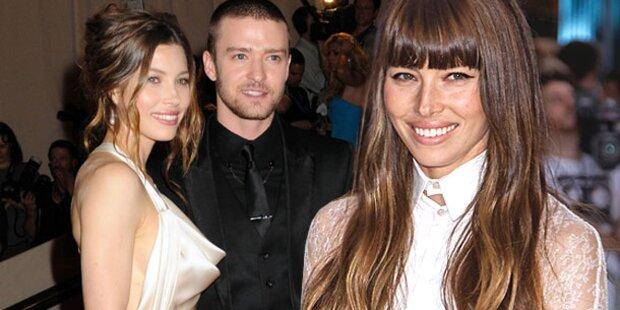 Timberlake & Biel: Sie haben geheiratet