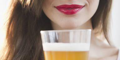 Mit Bier gegen Herzinfarkt