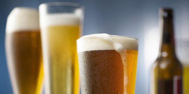 Brauerei ruft Bier zurück: Doch nicht alkoholfrei