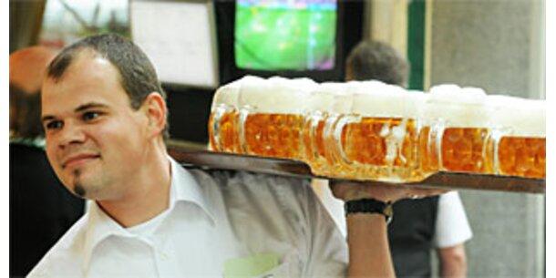 Radeberger-Chef rechnet mit steigendem Bierpreis