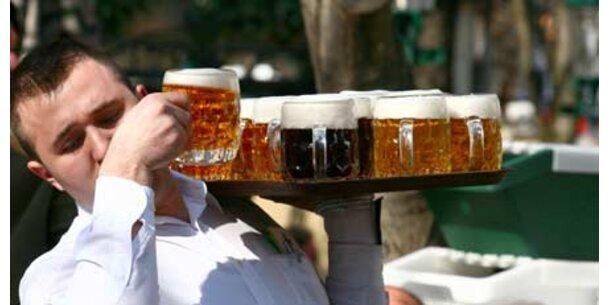 Bierkonsum-Einbruch im Sommer
