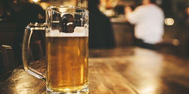 Österreich bei Alkohol Spitzenreiter