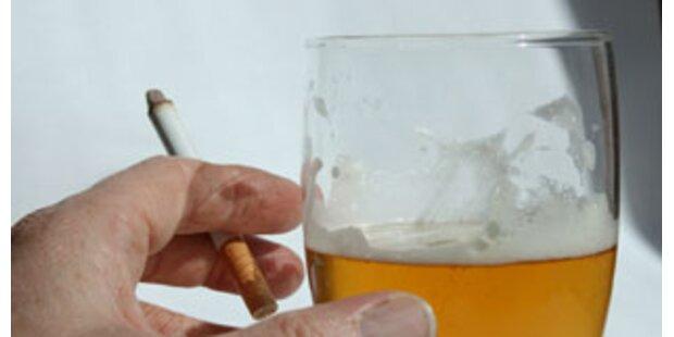 Wie sich Alkohol auf die Leistung auswirkt