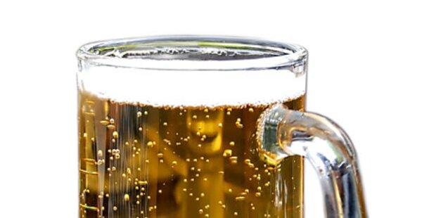 Bedingte Strafe für Bierglas-Schläger