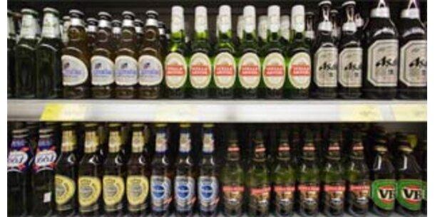 Bier-Gigant InBev greift nach Mega-Brauereikonzern