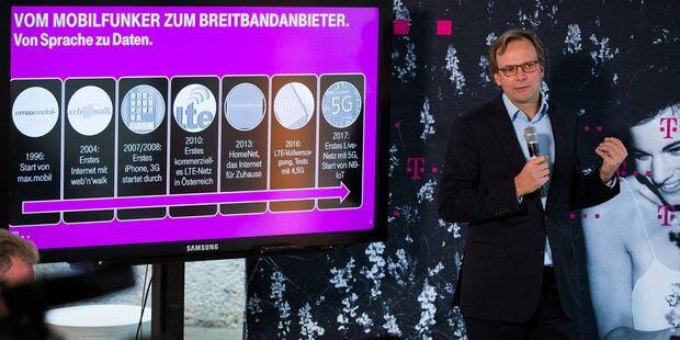 T-Mobile startet große Breitband-Offensive
