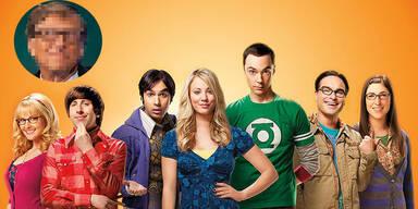 Gaststar für The Big Bang Theory geleakt