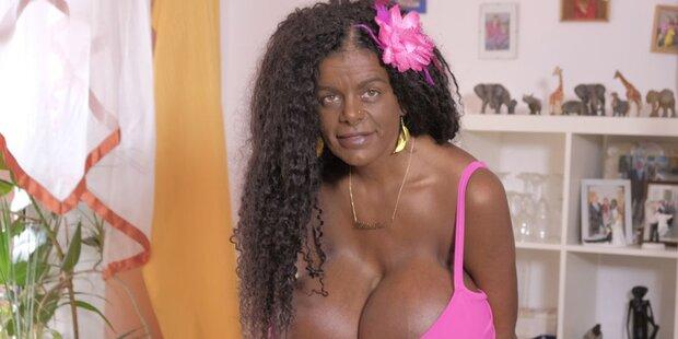 Martina Big: Ihre Brüste wiegen jetzt so viel wie zwei Bierkisten