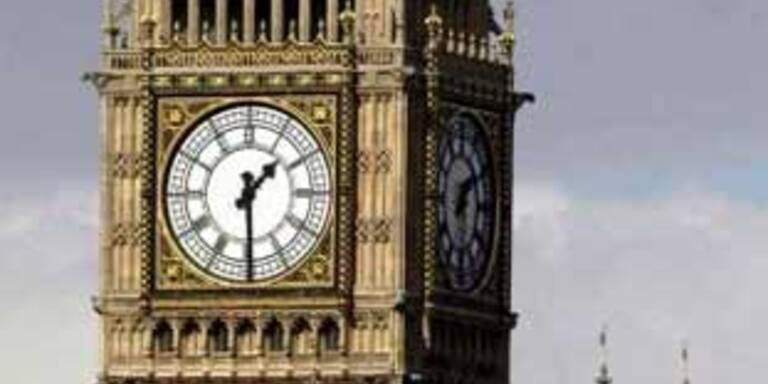 Glocke des Big Ben feiert 150. Geburtstag