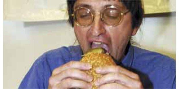 Amerikaner verputzte 23.000 Big Macs