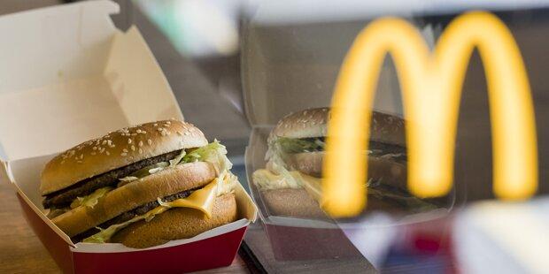 Fragen zur McDonald's-Neueröffnung