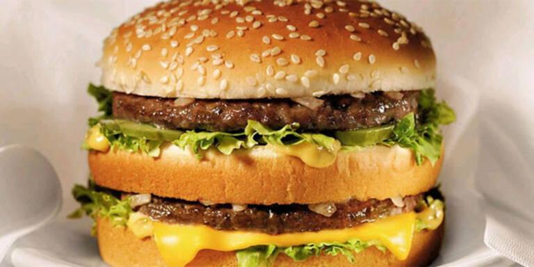 Big Mac zeigt, wie schwach der Euro ist