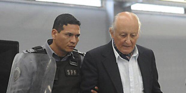 Letzter Junta-Chef Argentiniens verurteilt