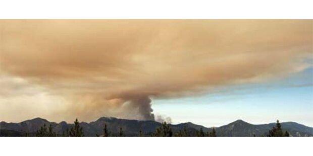 Big Sur wegen Waldbränden evakuiert