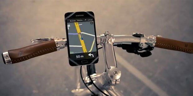Geniale Gratis-App für Wiener Radfahrer