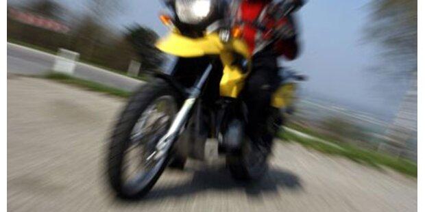 Biker stirbt bei Crash in der Steiermark