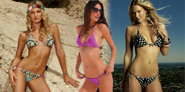 Die Bikini-Hits für die Hitz'