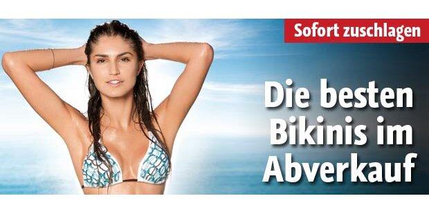 Heiße Bikinis, superbillig