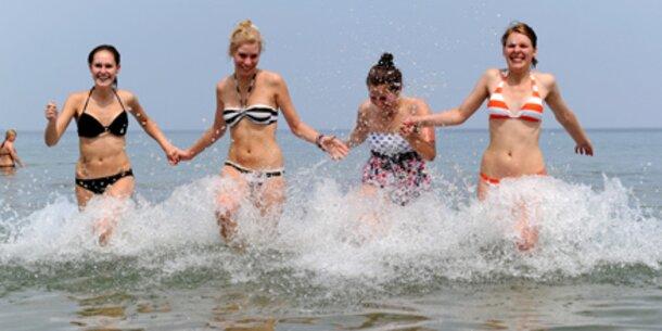 Last-Minute-Tipps für die Bikini-Figur