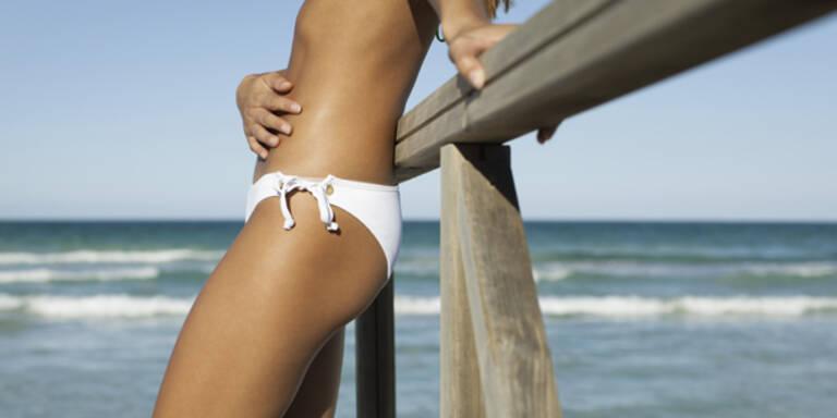 So kommen Sie zur Bikinifigur