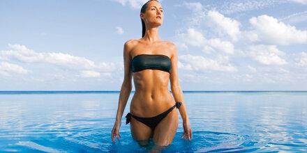 Schön schlank: Bikinifit durch den Herbst