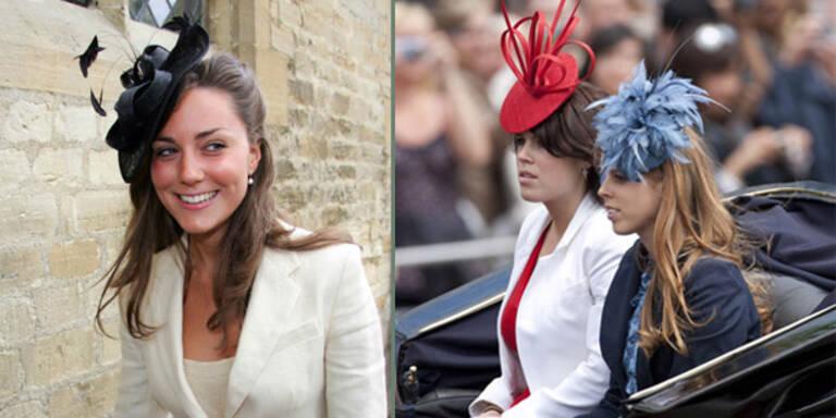 Die Konkurrenz von Prinzessin Kate