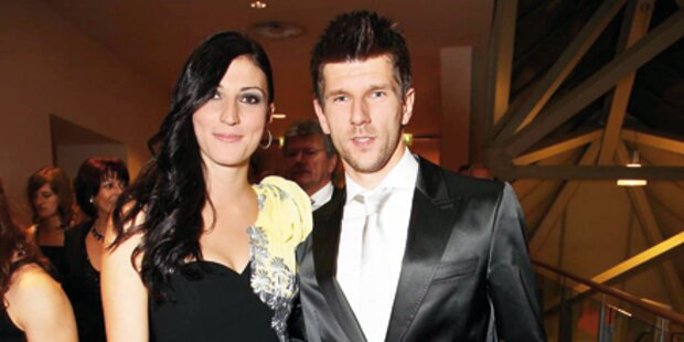Mirna und Jürgen als Stars der Gala