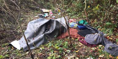 Polizei schnappt Einbrecher in Wald-Versteck