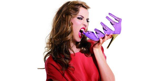 Zeigt her eure Füße, zeigt her eure Schuh!