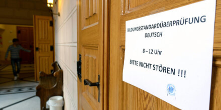 Bundesweite Deutsch-Tests an AHS und NMS