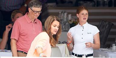 Bill Gates, Melinda Gates, Jennifer Gates