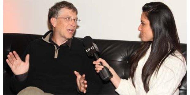 Bill Gates verteidigt Vorgehen Chinas