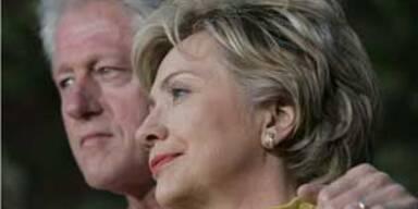 bill und hillary