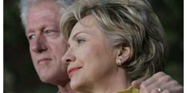 Hillary schwärmt: