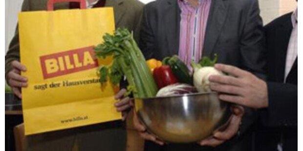 Lebensmittelhandel erzielte 2007 Umsatzplus
