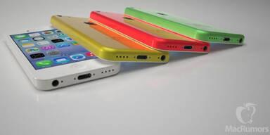 """So edel wird das """"Billig-iPhone"""" aussehen"""