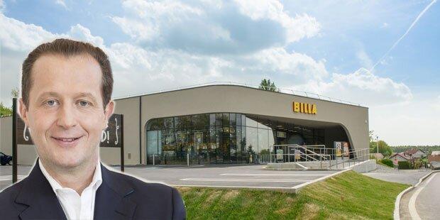 Billa eröffnet vier neue Filialen