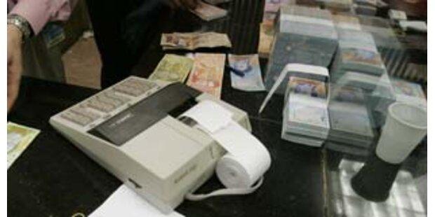 Mafia kassiert eine Mrd. Euro Schutzgeld im Jahr