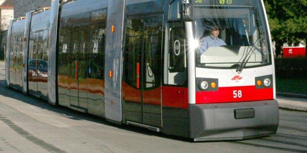 Wiener Linien: Jeden Tag geht ein Fahrzeug ein