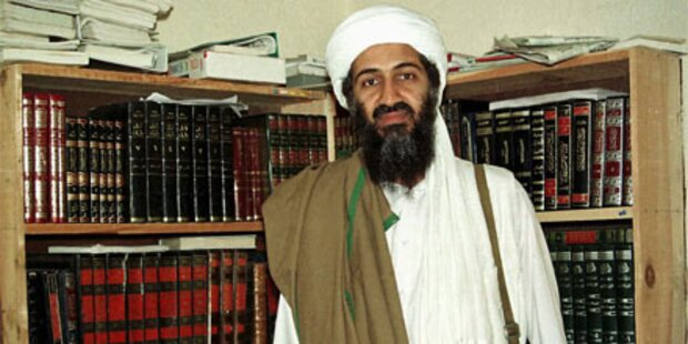 Bin Laden träumt von Atomwaffen